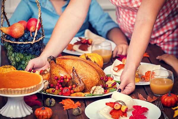 tips keeping sanity thanksgiving