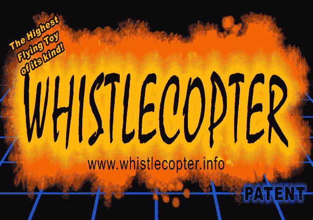 Original Copter Whistle Copter