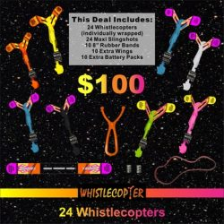 24 WHISTLECOPTERS facebook ebay