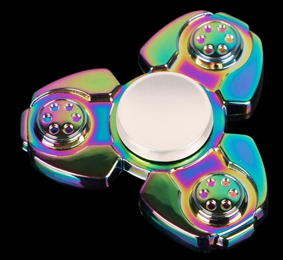 alloy spinner