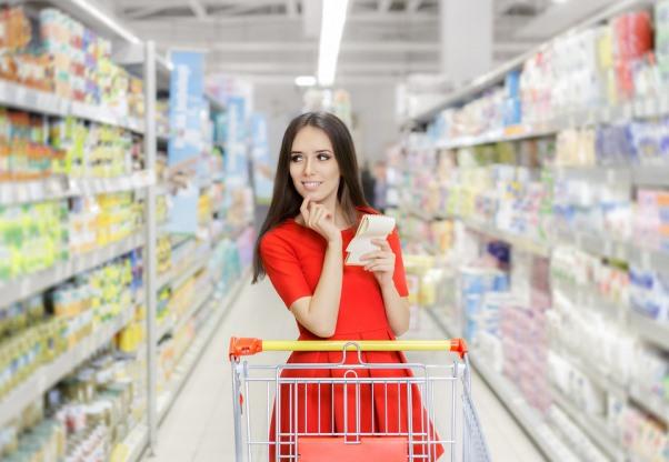Create a Shopping List