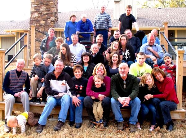 Family Holiday Gathering
