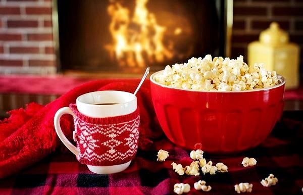 Popcorn and Cider