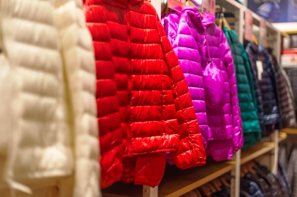 Thick Colorful Jackets