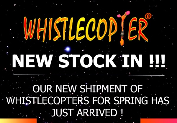 New Stocks In!