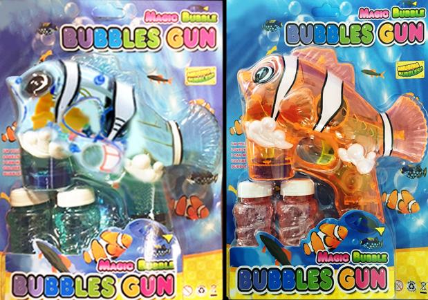 Nemo Dory Bubbleguns