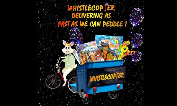 Whistlecopter Easter Delivery