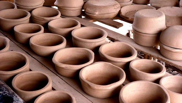 Handmade Ceramic Pottery