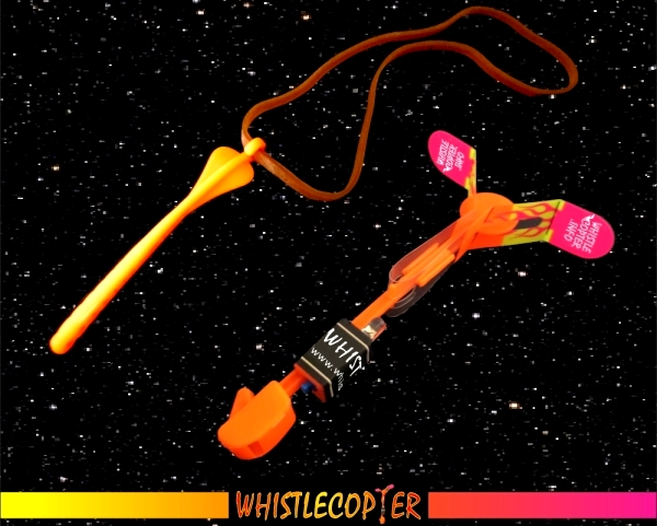The Whistlecopter