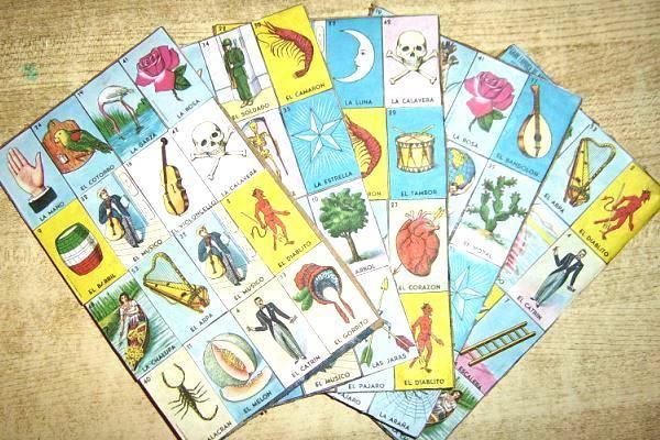 Loteria Boards