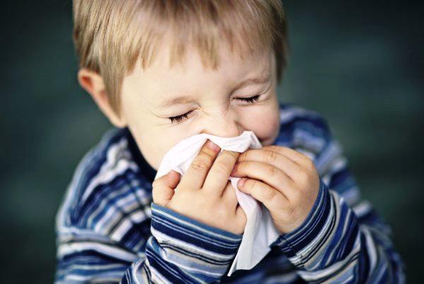 Allergy Symptoms - Sneezing