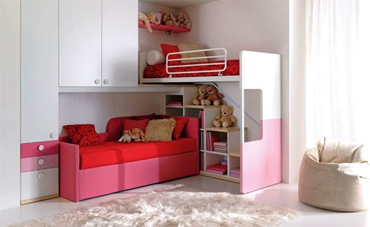 A Child's Bedroom