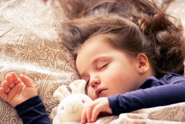 Child Sleeping Soundly