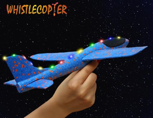 Throwing Glider Airplane