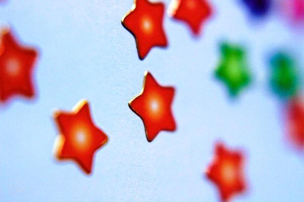 Little Star Stickers