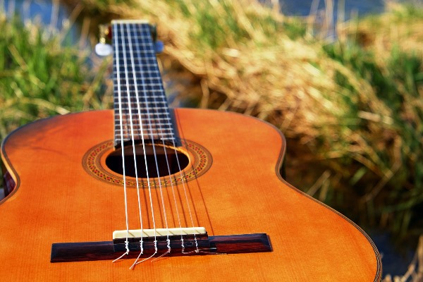 Guitar for Music